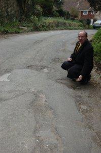 Bishopstone potholes